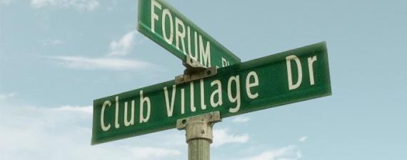 D. Rowe's Street Sign