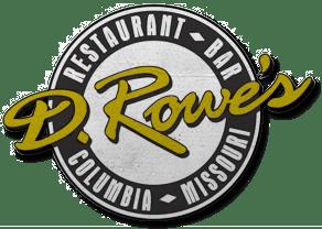 D. Rowe's Logo